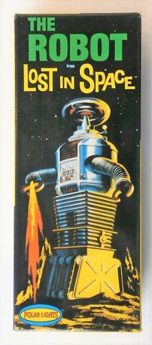 POLAR LIGHTS  5030 THE ROBOT FROM LOST IN SPACE