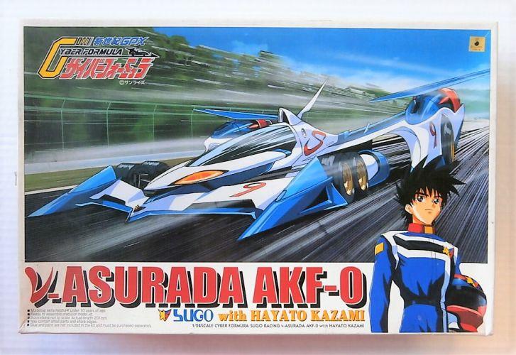 AOSHIMA 1/24 021408 ASURADA AKF-0