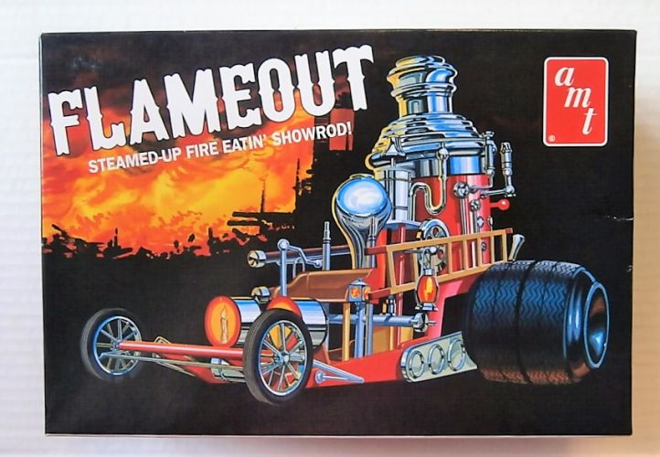 AMT 1/25 934 FLAMEOUT STEAMED-UP FIRE EATIN SHOWROD