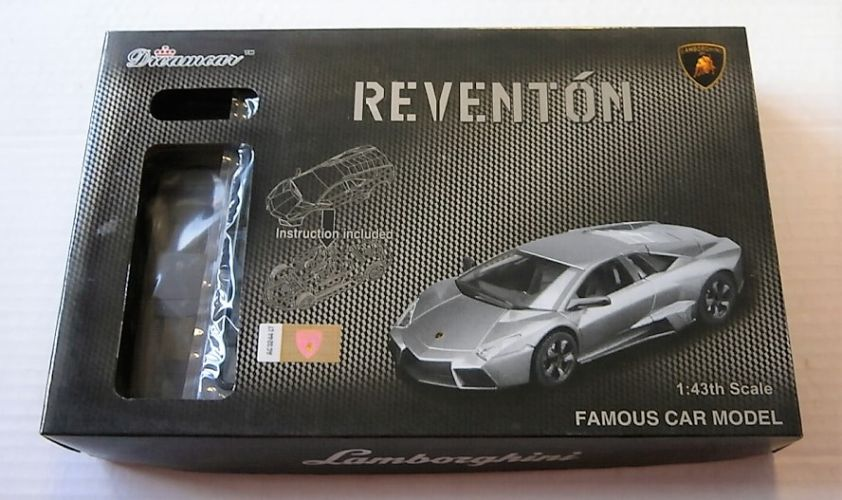 DREAM CAR MODELS 1/43 LAMBORGHINI REVENTON