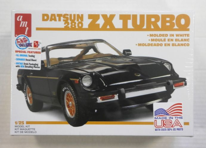 AMT 1/25 1043 DATSUN 280 ZX TURBO