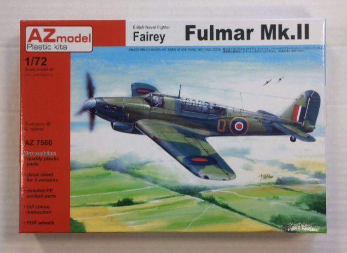 AZ MODEL 1/72 7566 FAIREY FULMAR Mk.II