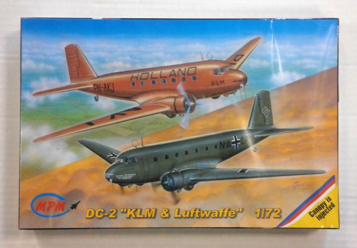MPM 1/72 72515 DC-2 KLM   LUFTWAFFE