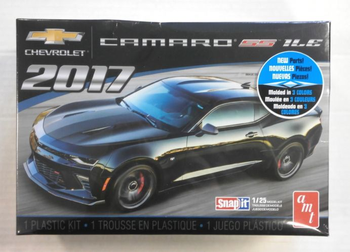 AMT 1/25 1032 CAMARO 55 1LE SNAP IT