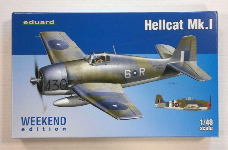 EDUARD 1/48 8435 HELLCAT Mk.I