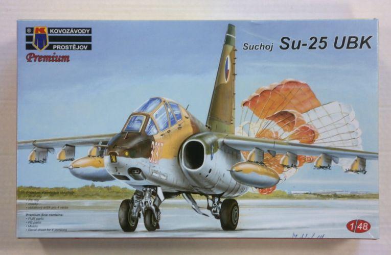 KP 1/48 4802 SUCHOJ Su-25 UBK