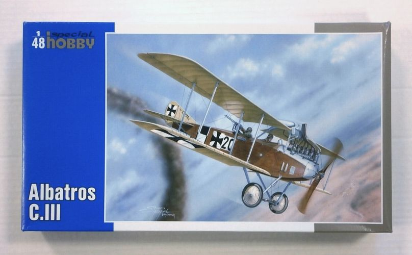 SPECIAL HOBBY 1/48 48090 ALBATROS C.III