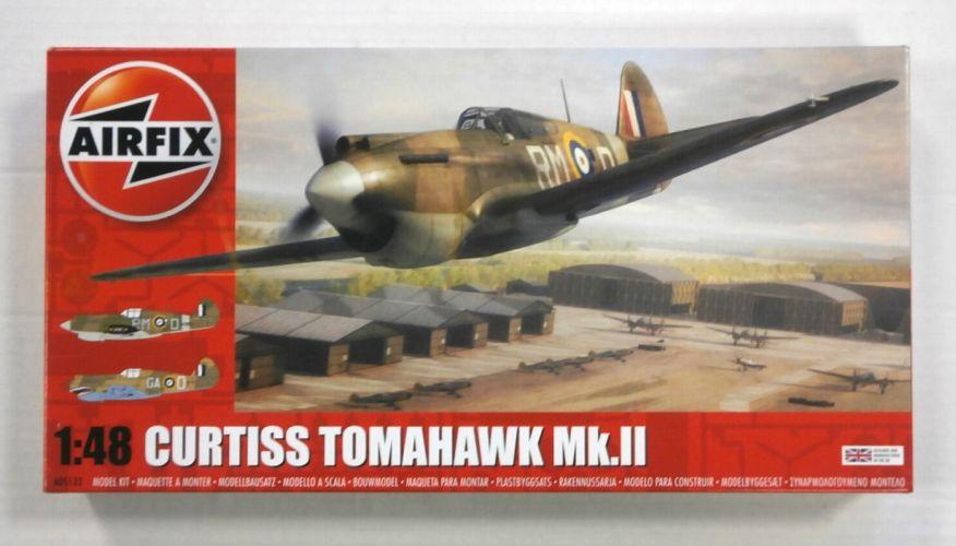 AIRFIX 1/48 05133 CURTISS TOMAHAWK Mk.II