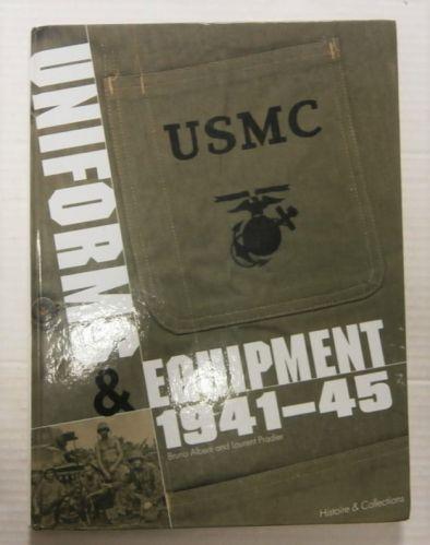 CHEAP BOOKS  ZB3391 USMC UNIFORMS   EQUIPMENT 1941-45