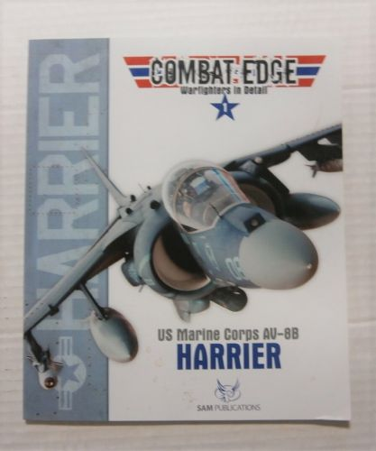 CHEAP BOOKS  ZB3385 US MARINE CORPS AV-8B HARRIER II