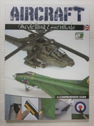 CHEAP BOOKS  ZB3383 AIRCRAFT MODELLING ESSENTIALS