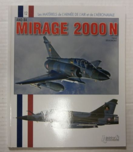 CHEAP BOOKS  ZB3378 MIRAGE 2000N FRENCH TEXT