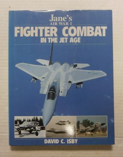 CHEAP BOOKS  ZB3373 JANES AIR WAR 1 FIGHTER COMBAT IN THE JET AGE