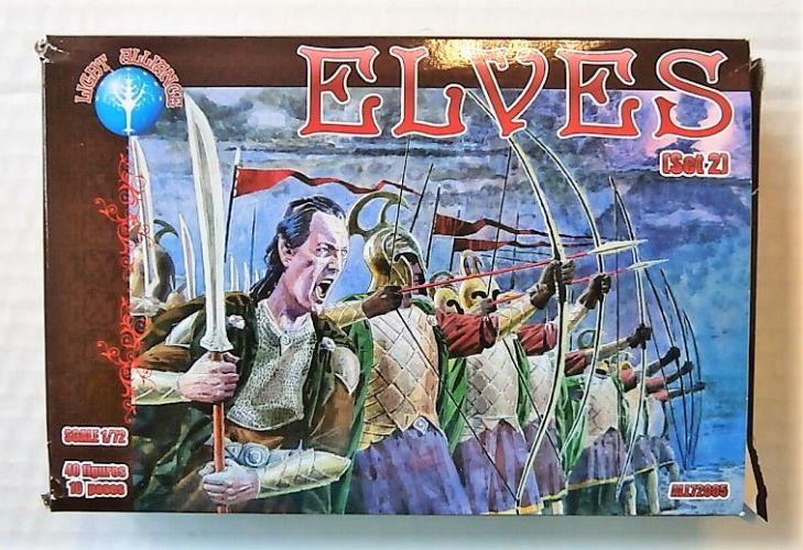 DARK ALLIANCE 1/72 72005 ELVES SET 2
