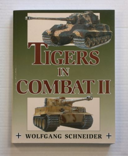 CHEAP BOOKS  ZB810 TIGERS IN COMBAT II