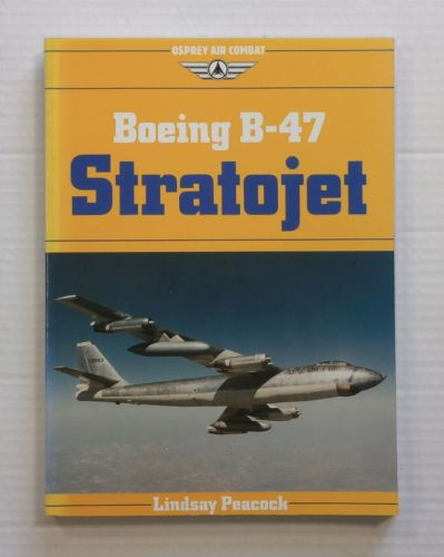 CHEAP BOOKS  ZB811 BOEING B-47 STRATOJET