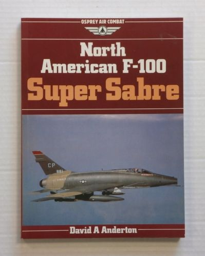 CHEAP BOOKS  ZB812 NORTH AMERICAN F-100 SUPER SABRE