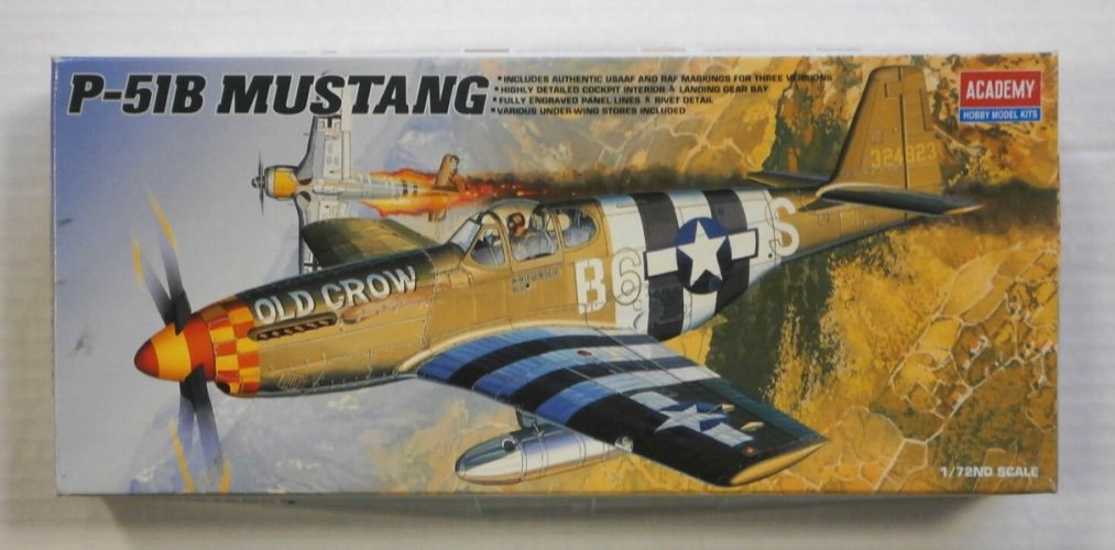 1/72 1667 P-51B MUSTANG