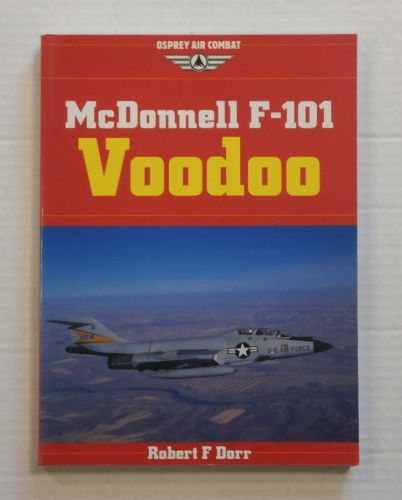 CHEAP BOOKS  ZB813 McDONNELL F-101 VOODOO