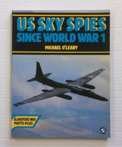 CHEAP BOOKS  ZB821 US SKY SPIES SINCE WORLD WAR 1