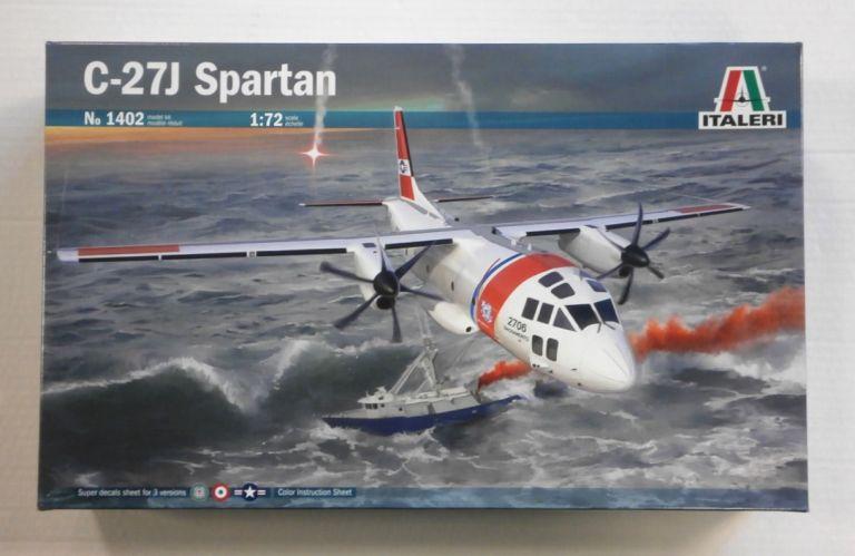 ITALERI 1/72 1402 C-27J SPARTAN