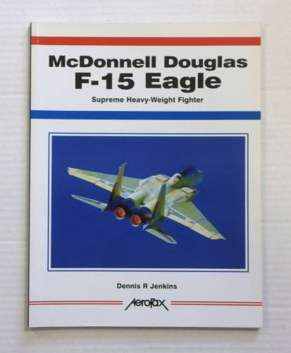 CHEAP BOOKS  ZB823 McDONNELL DOUGLAS F-15 EAGLE