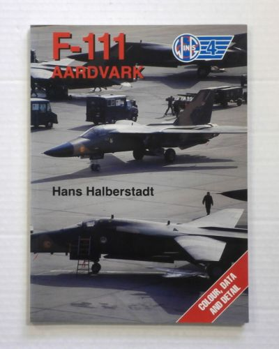 CHEAP BOOKS  ZB824 F-111 AARDVARK