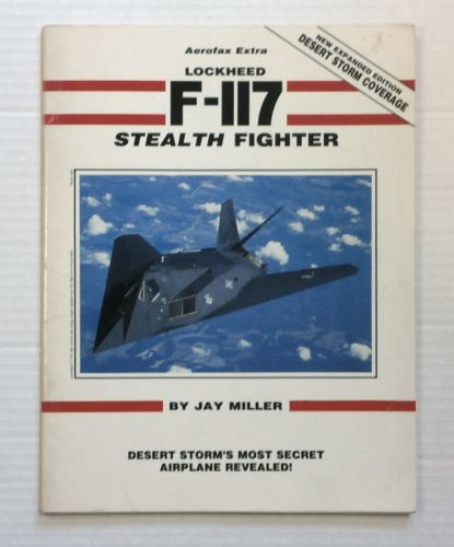 CHEAP BOOKS  ZB826 LOCKHEED F-117 STEALTH FIGHTER