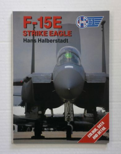 CHEAP BOOKS  ZB827 F-15E STRIKE EAGLE