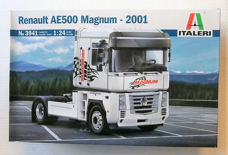 ITALERI 1/24 3941 RENAULT AE500 MAGNUM - 2001