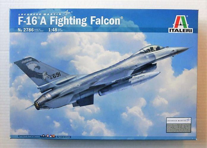 ITALERI 1/48 2786 F-16A FIGHTING FALCON