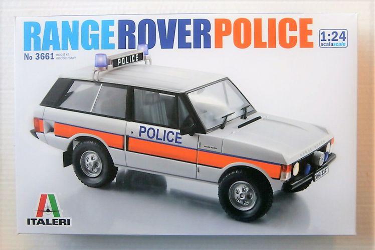 ITALERI 1/24 3661 RANGE ROVER POLICE