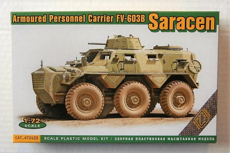 ACE 1/72 72433 FV-603B SARACEN