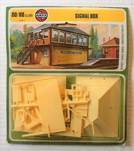 AIRFIX HO/OO 01605 SIGNAL BOX