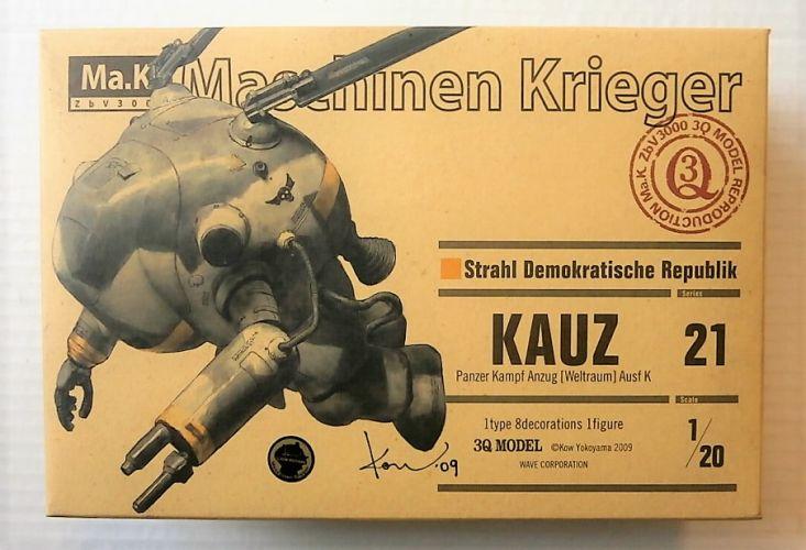 WAVE 1/20 KAUZ PANZER KAMPF ANZUG AUSF K