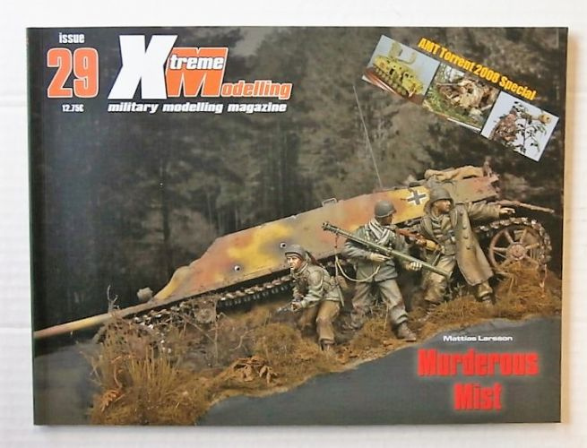 CHEAP BOOKS  ZB3197 XTREME MODELLING ISSUE 29 - AMT TORRENT 2008 SPECIAL