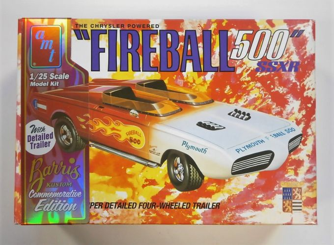 AMT 1/25 1068 FIREBALL 500 SSXR