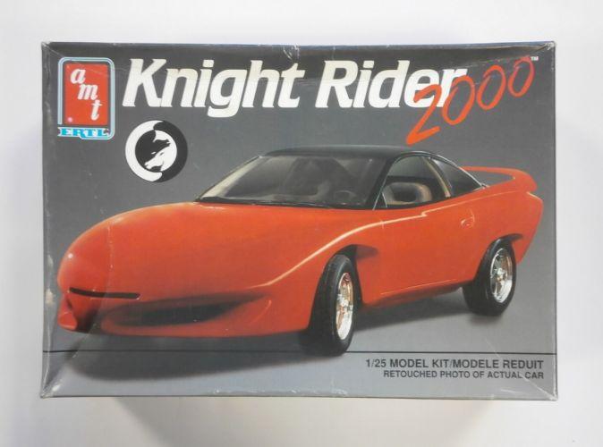 AMT 1/25 8084 KNIGHT RIDER 2000