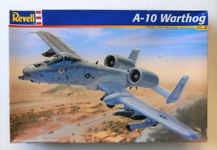 REVELL 1/48 5521 A-10 WARTHOG
