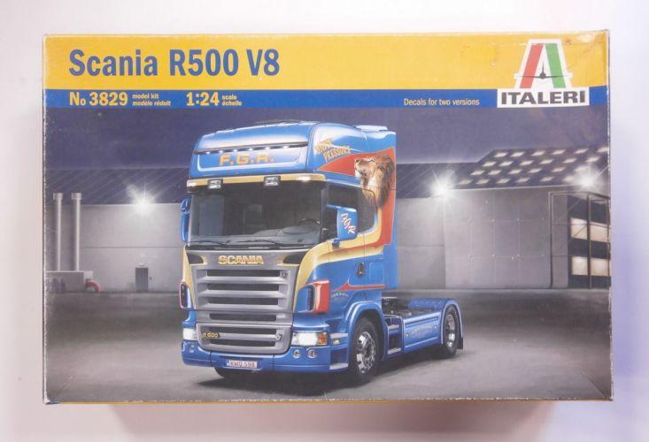 ITALERI 1/24 3829 SCANIA R500 V8