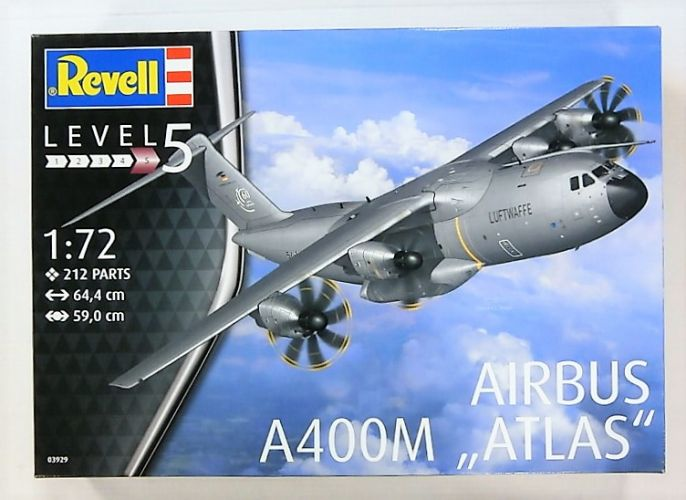 REVELL 1/72 03929 AIRBUS A400M ATLAS