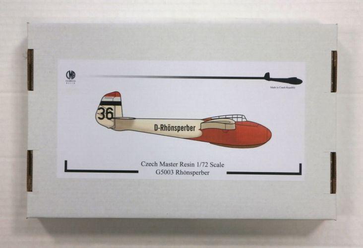 CZECH MASTER RESIN 1/72 G5003 RHONSPERBER