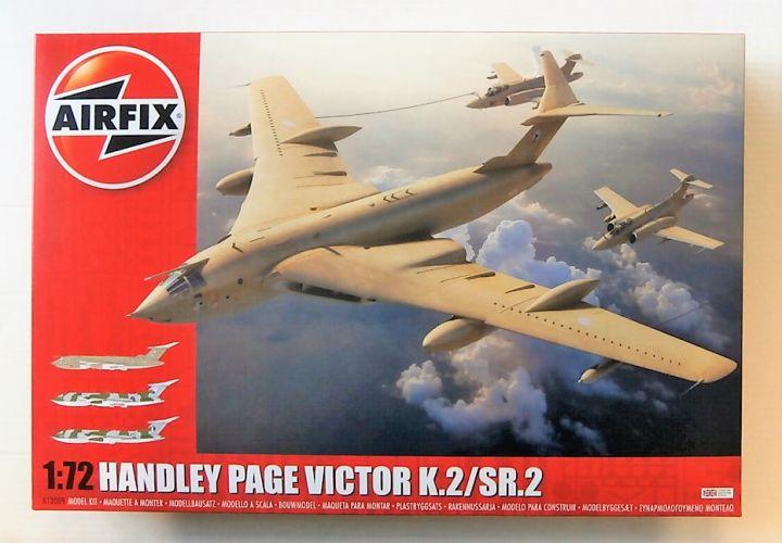 AIRFIX 1/72 12009 HANDLEY PAGE VICTOR K.2/ SR.2
