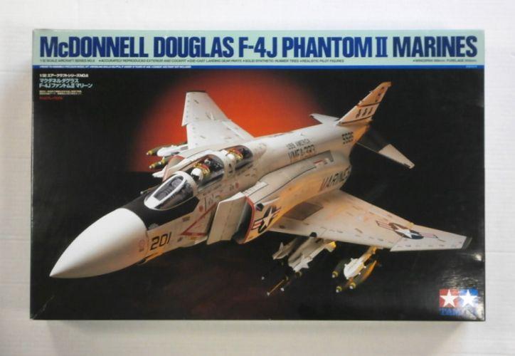 TAMIYA 1/32 60308 F-4J PHANTOM II US MARINES  UK SALE ONLY