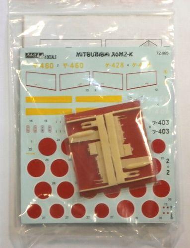 AML 1/72 1537. MITSUBISHI A6M2-K