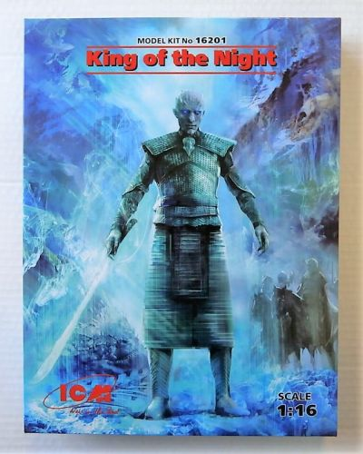 ICM 1/16 16201 THE NIGHT KING