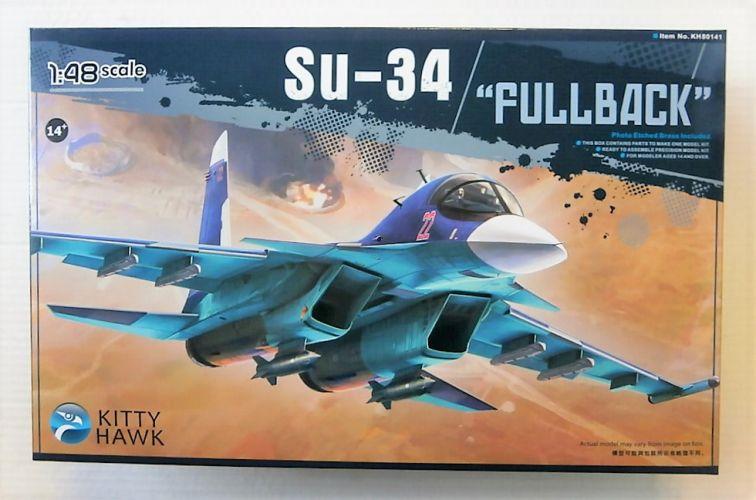 KITTYHAWK 1/48 80141 SUKHOI SU-34 FULLBACK