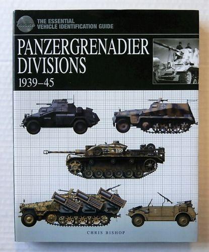 CHEAP BOOKS  ZB2136 PANZERGRENADIER DIVISIONS 1939-45 - CHRIS BISHOP