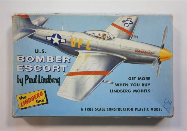 LINDBERG  417 29 U.S. BOMBER ESCORT