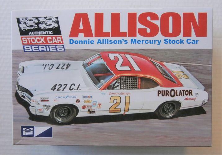 MPC 1/25 796 ALLISON DONNIE ALLISONS MERCURY STOCK CAR